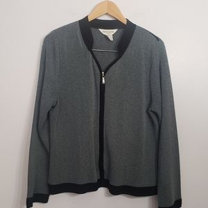EXCLUSIVELY MISOOK long sleeve knit cardigan M
